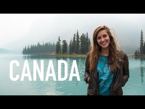 TRAVEL MOVIE | Roadtrip in West-Canada • CANADA