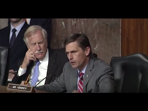 Heinrich Questions Director Of National Intelligence