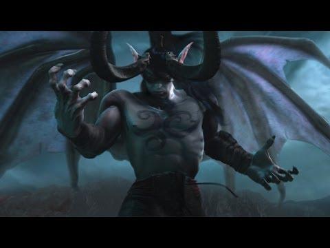 Вступительный ролик Warcraft III: The Frozen Throne