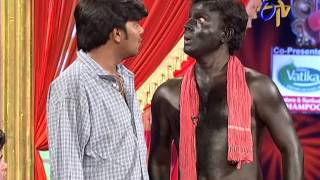 Jabardasth - జబర్దస్త్ - Sudigaali Sudheer Performance on 27th March 2014