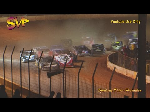 RacersEdge Tv | Cherokee Speedway | SAS Late Models | March 5th , 2017