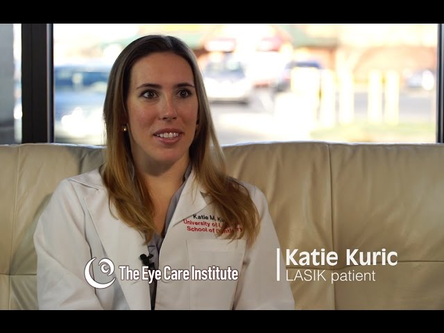 Katie Kuric shares your LASIK experience