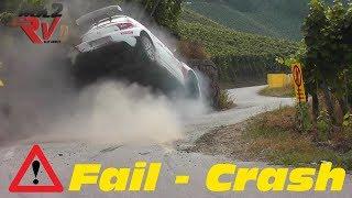 Rally Racing Fail Crash Compilation - MK2