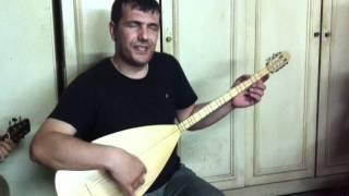 Gambar cover Ahmet Göksel ZEREN / Çıktım dağın başına salıverdim ezanı ve Meme destanı