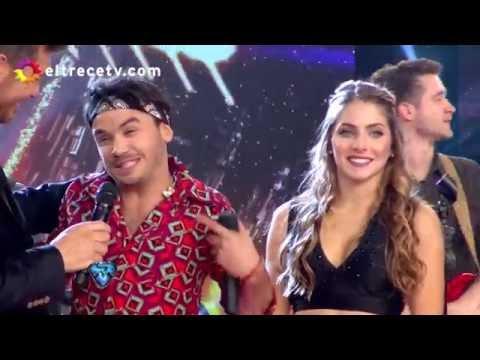 """""""Todo comenzó bailando"""" - Márama en vivo en Showmatch"""