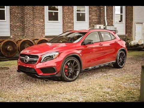 Mercedes-Benz GLA-Class 2017 Car Review