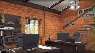 Ремонт офиса в стиле лофт - Удачный проект - Интер(Необычный ремонт ждет зрителей этого выпуска. Ведь