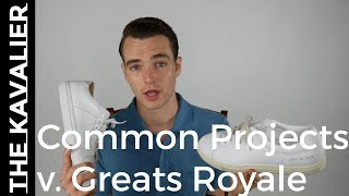 Can't swing $450 for Common Projects? Go for the Greats Royale