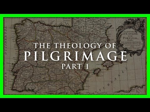 Dr Marshall: Theology of Pilgrimage Part 1 Pilgrimage in OT