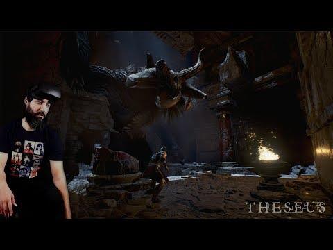 UN GOD OF WAR EN VR | Theseus (sur Oculus Rift)