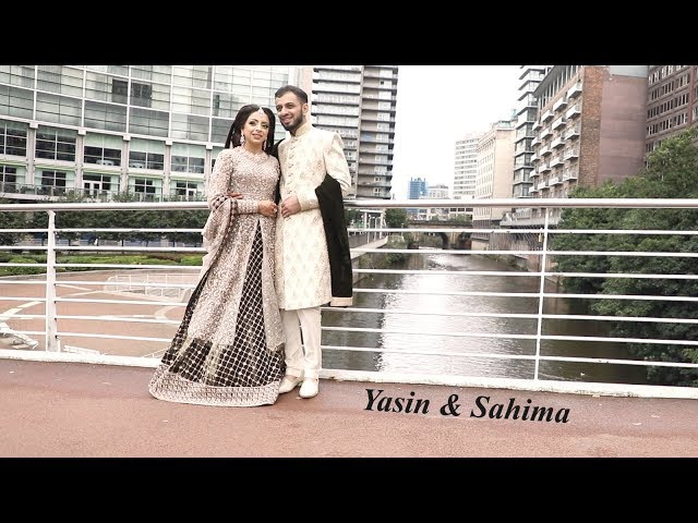 Yasin & Sahima Walima Highlights