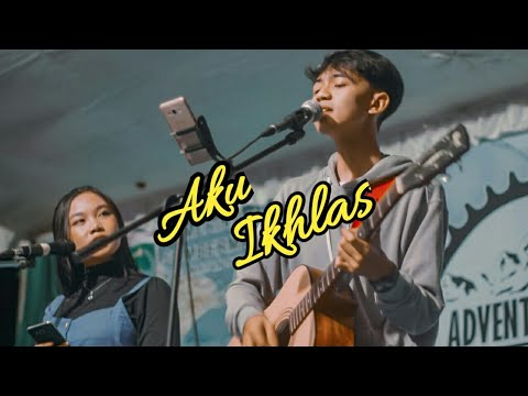 aku-ikhlas---aftershine-ft-damara-de-(cover)wahyufen-ft-veronica-at-rest-area-sumawe