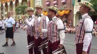 Barbershop Quartet Sings Happy Birthday