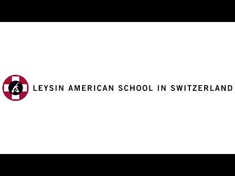 Leysin American School - Graduation 2016