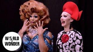 UNTUCKED RuPaul s Drag Race Season 9 Episode 8 RuPaul Roast
