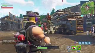 BEST FORTNITE KILL COMPILATION ON CONSOLE