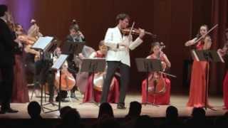 Murka Variations (Вариации на тему Мурки) performed by David Aaron Carpenter