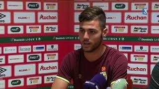Le RC Lens va mal et joue un match capital samedi face à Brest