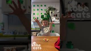 CHEF KOBE MAKES FRUIT LOOP RAINBOWS