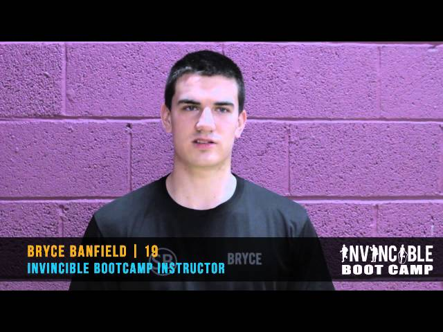 Bryce Invincible Bootcamp Testimonial