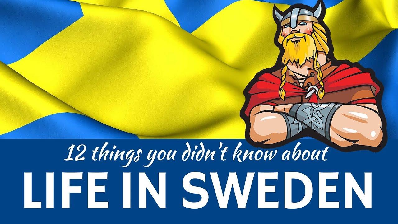 sweden good