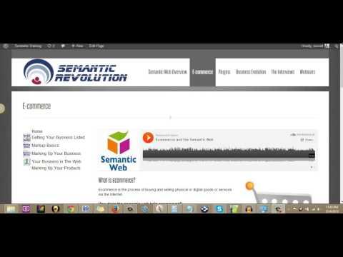Semantic Web Training Tour