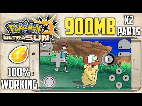 Download Pokemon Ultra Sun On Android