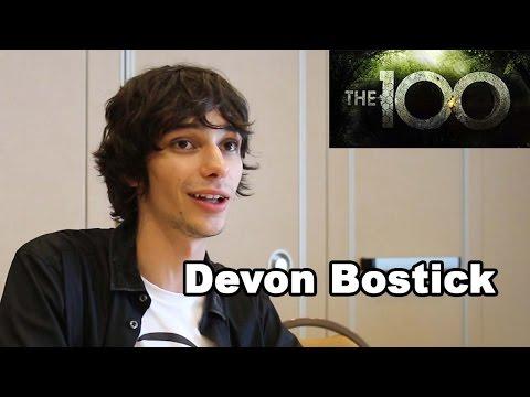 The 100  Devon Bostick