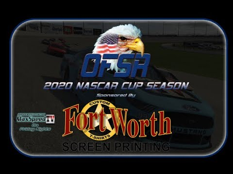 Old Farts Sim Racing Cup Series @ Charlotte / Race 1  (RC)