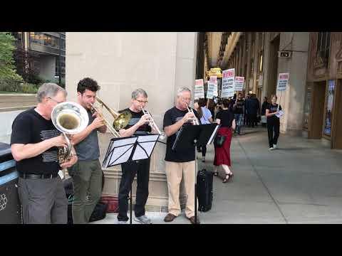 Chicago Lyric Opera Orchestra on Strike