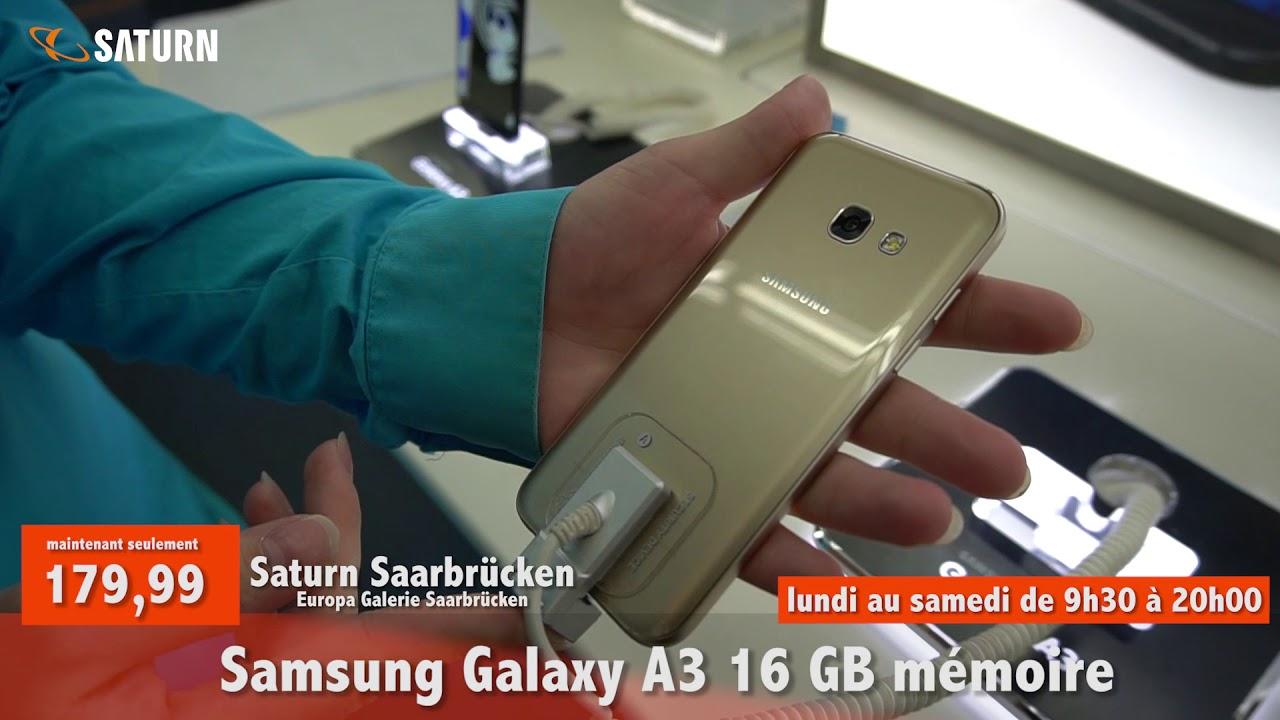 20180413 Saturn Samsung Galaxy A3 Französisch