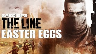 All Spec Ops: The Line Easter Eggs & Secrets