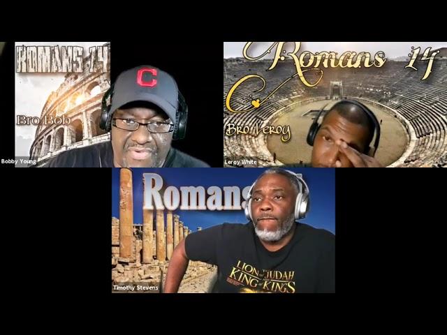 Iron Sharpeneth Iron: Romans 14