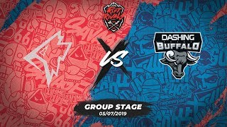 GRF vs DBL [Rift Rivals 2019][05.07.2019][Group Stage]