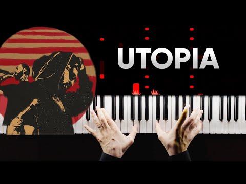 Miyagi & Andy Panda - Utopia | На Пианино