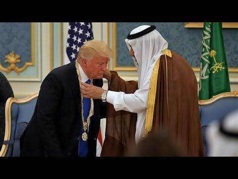 A Crise do Dólar  - Trump Negocia com Terroristas