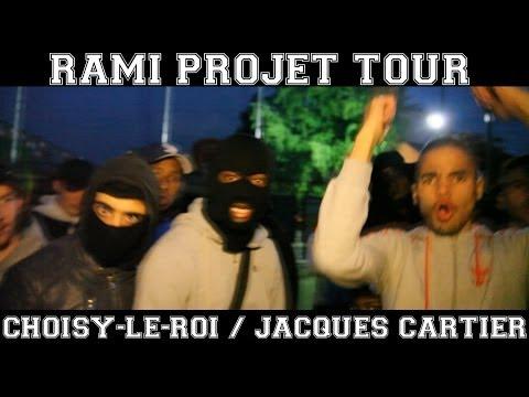 Rami Projet Tour : En direct de Choisy-le-Roi - Jacques Cartier (JC) (94600)