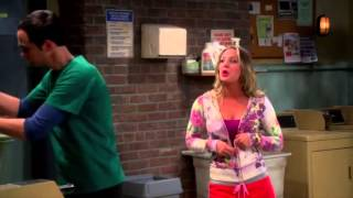Repeat youtube video Penny flirting with Sheldon
