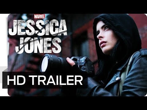 Marvel's Jessica Jones: 2. Staffel Offizieller Trailer (deutsch/german) | Marvel HD