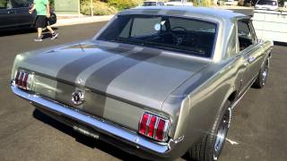 1965 Mustang silver by Californiaimport