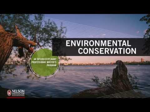 Environmental Conservation Professional Master's Degree Program
