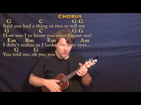 I Need You (Beatles) Ukulele Cover Lesson in G with Chords/Lyrics