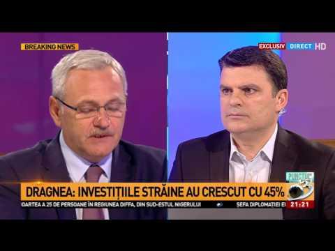 Bilantul primelor 100 de zile de guvernare PSD, prezentat de Liviu Dragnea