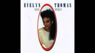 Evelyn Thomas - Love In The First Degree