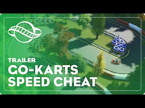 Planet Coaster Cheats - User Controllable Go-Karts/Speed Increase