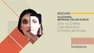 Download Video Demi 'Suzzanna', Luna Maya Rela Ditempeli Belatung MP3 3GP MP4