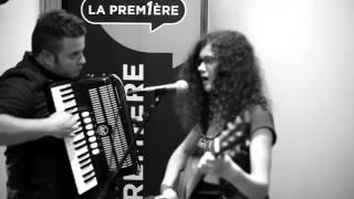 Lea Pochet : Live Radio RTBF La Première
