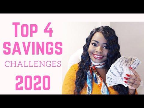 2020 Savings Challenges | My $5 Savings Challenge Results