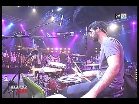 KorsaLive - Korsa Live avec Mashrou'Leila