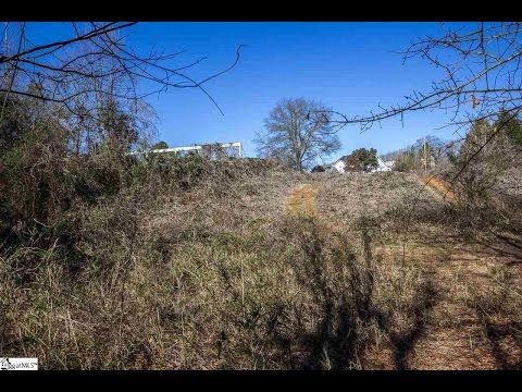 Lot For Sale on Main Street in Inman SC 29349